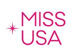 Press badge Miss USA designer Angelina Haole couture