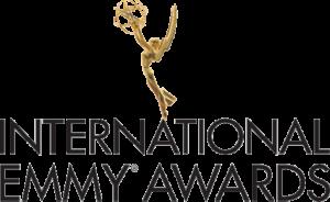 Press badge International Emmy awards designer Angelina Haole